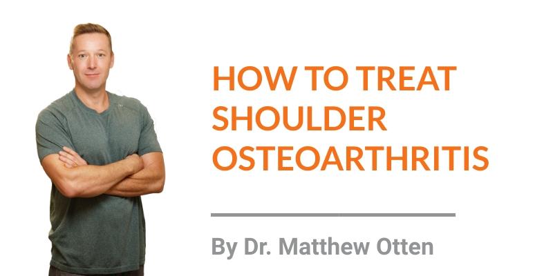 Shoulder Osteoarthritis